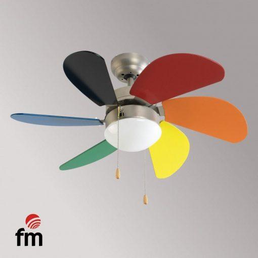Ventilador Techo FM VT 90 JUNIOR