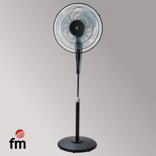 Ventilador de Pie FM P-40 BLACK