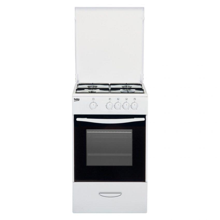 Cocina con horno beko csg42009dw mueblesmcaso - Cocina con horno ...