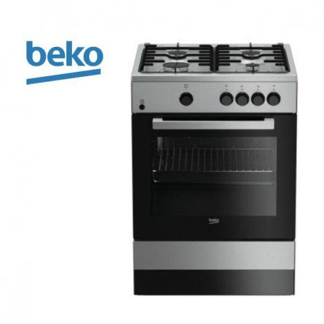 Cocina de gas - Beko FSG 62000 DXL 1 Cocina de gas - Beko FSG 62000 DXL