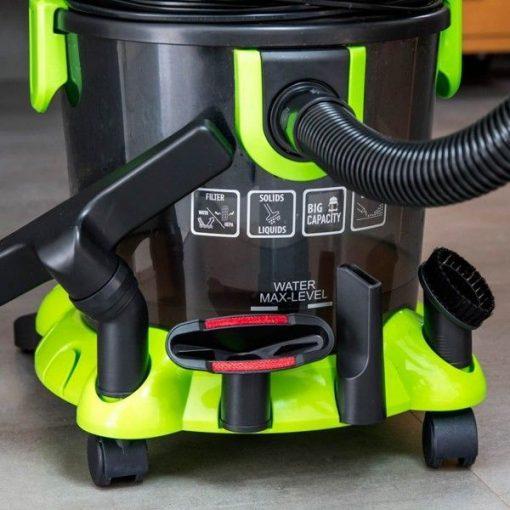 Aspirador sólidos y líquidos Wet and Dry de Cecotec