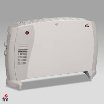 Convector Modelo RC-101 TURBO