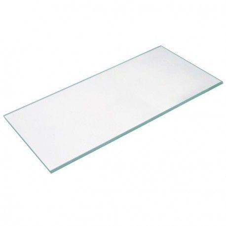 Cristal para mesa camilla rectangular