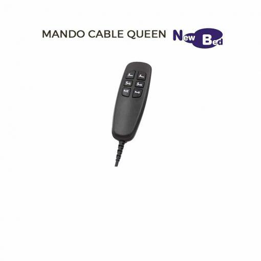 Mando con Cable para Cama Articulada