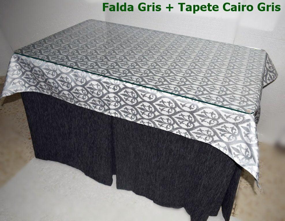 Falda Mesa Camilla Rectangular 2021elige Tapete Que Quiera
