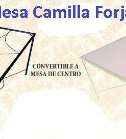 Mesa Camilla Forja