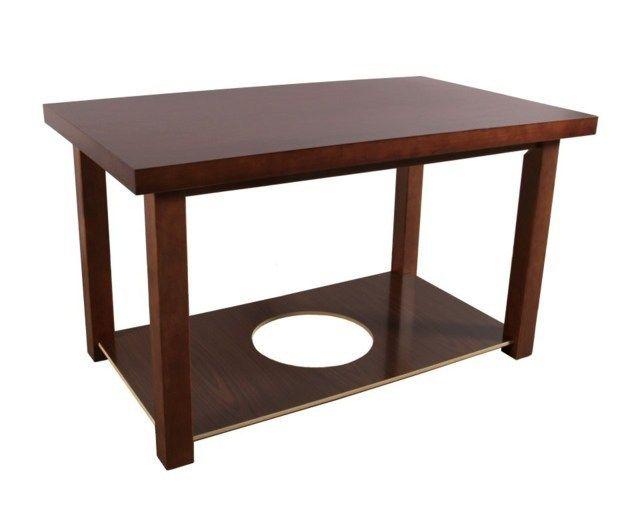 Conjunto mesa camilla rectangular doble tapa mueblesmcaso for Mesas camilla leyva granada