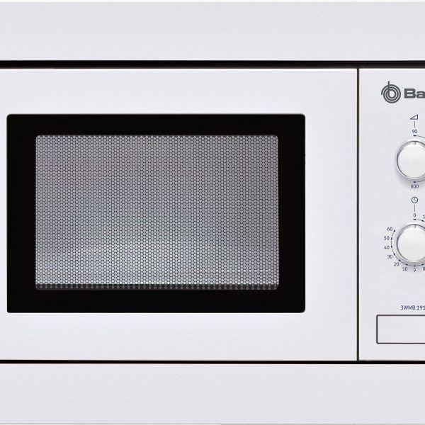 Microondas integrable Balay 3WMB1918 Blanco