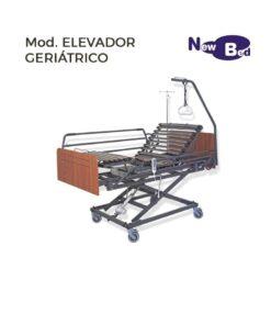 Pack Cama Eléctrica con Elevador y Colchón Visco